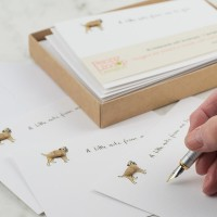 Notecards Border Terrier