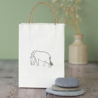 Gift Bag - Elephant - small