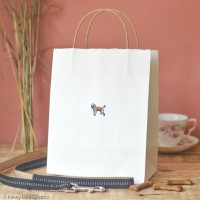 Gift Bag - Border Terrier - large