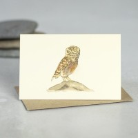 Mini Owl Little card