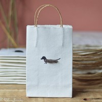 Gift Bag - Dachshund - small