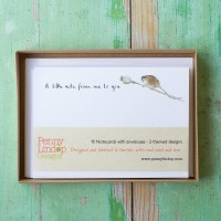 Notecards Mouse/Vole