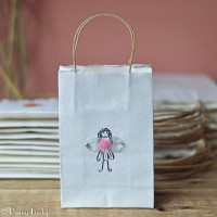 Gift Bag - Fairy - small
