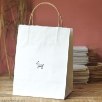 Gift Bag - Goat - large