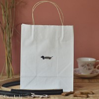 Gift Bag - Dachshund - large