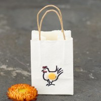 Gift Bag - Hen - tiny