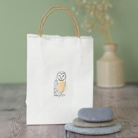 Gift Bag - Owl - small