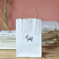 Gift Bag - Goat - small