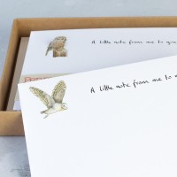 Notecards Owls