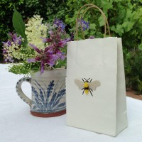 Gift Bag - Bee - small