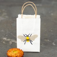 Gift Bag - Bee - tiny
