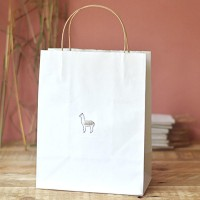 Gift Bag - Alpaca - large