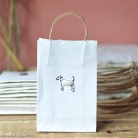 Gift Bag - Jack Russell - small