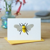Mini Bee card