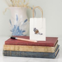 Gift Bag - Cat - tiny