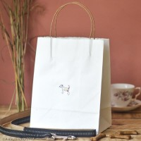 Gift Bag - Jack Russell - large
