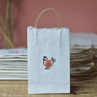 Gift Bag - Hen - small