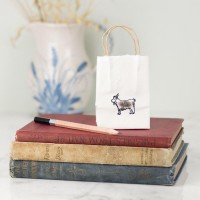 Gift Bag - Goat - tiny