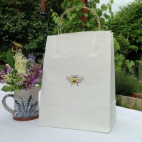 Gift Bag - Bee - large