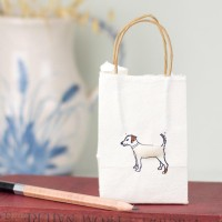 Gift Bag - Jack Russell - tiny