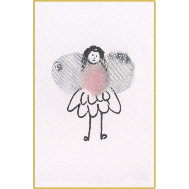 Mini Fairies card