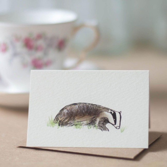 Mini Badger1 - Badger