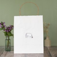 Gift Bag - Elephant - large