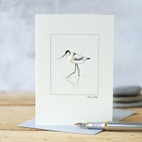 Avocet card