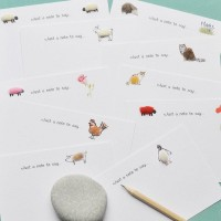NN100 - 10 Assorted Notecards
