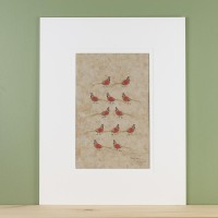 Limited Edition Of Pheasants print