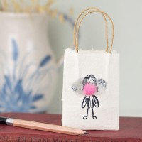 Gift Bag - Fairy - tiny